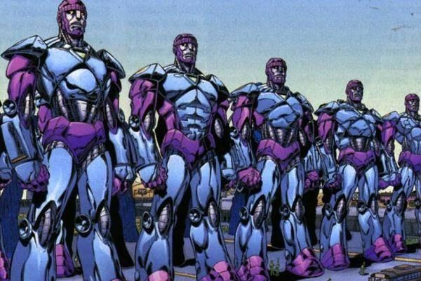 Primera aparición X-Men #14 (1965)