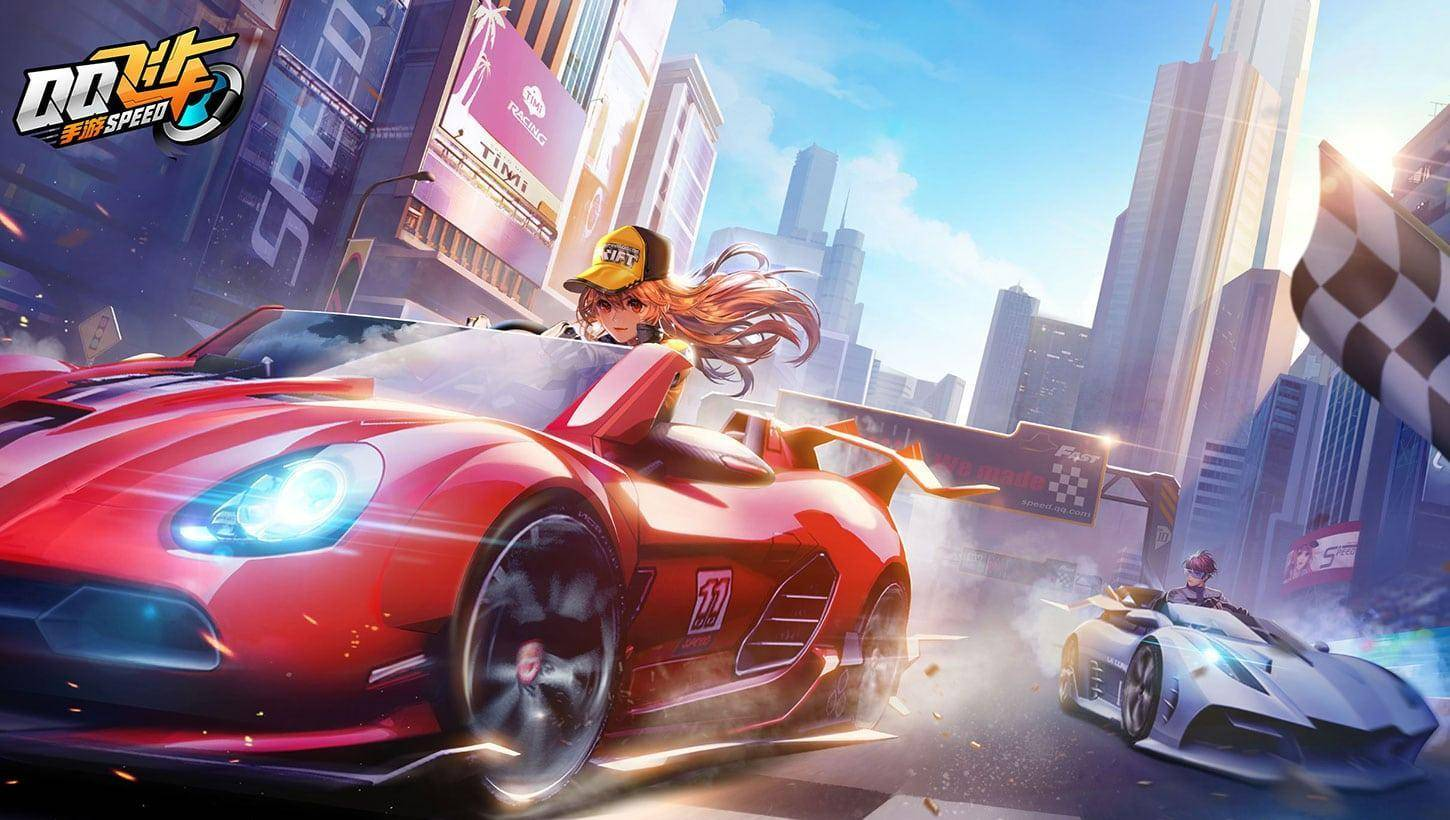 Ya está disponible Speed Drifters