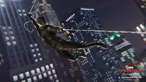 Marvel´s Spider-Man de PS4 recibe nuevos trajes 2