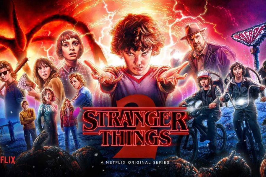 Stranger Thing segunda temporada
