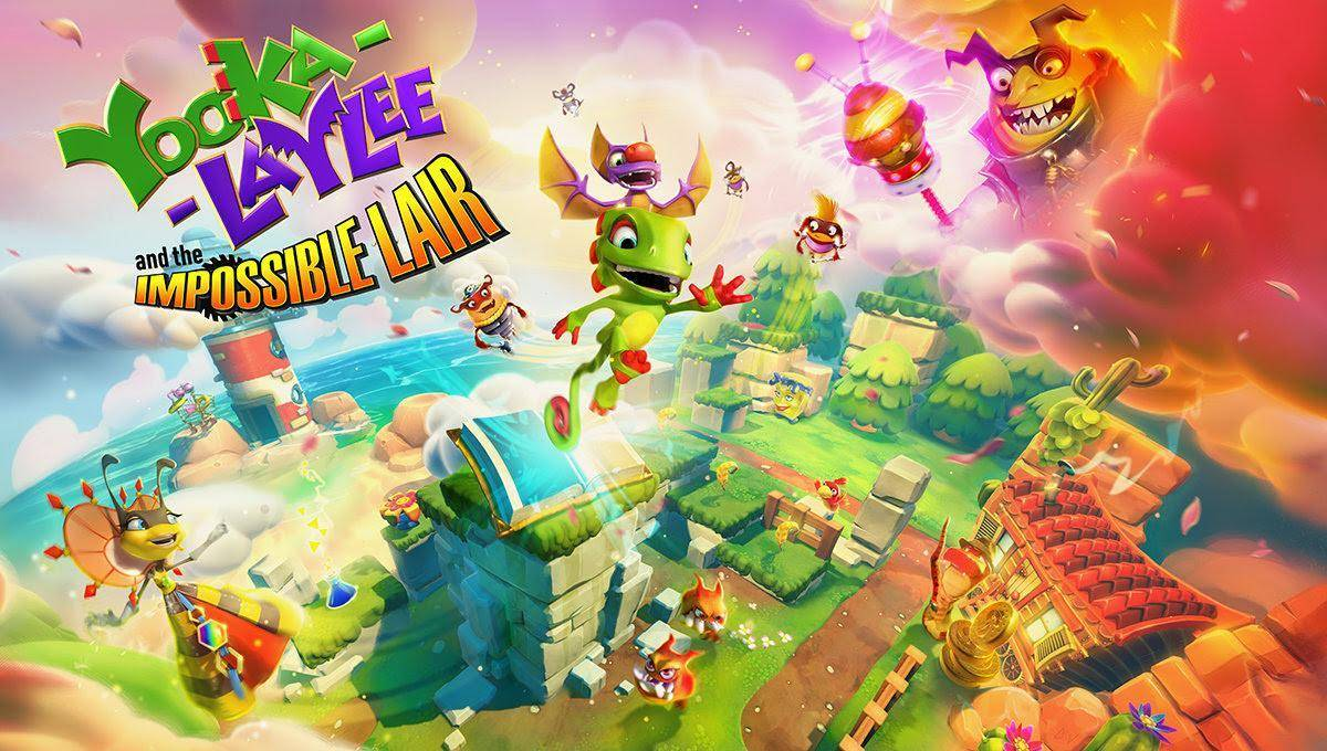 Nuevo trailer de Yooka-Laylee and the Impossible Lair