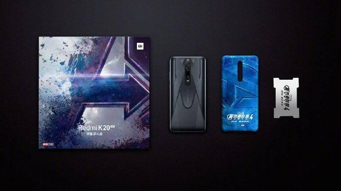 Conoce el Xiaomi K20 Pro versión Avengers 1