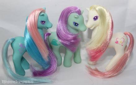 My Little Pony (juguetes de los 90)