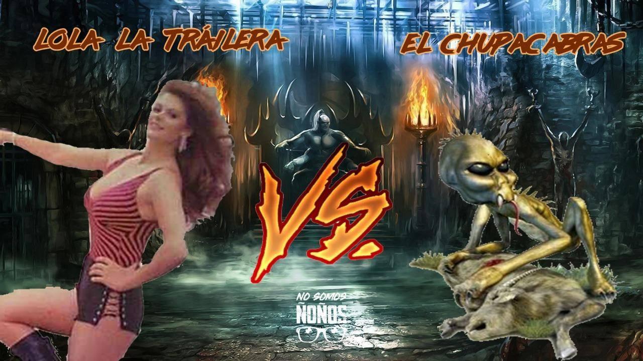 RetoReseña #1: Lola la Trailera vs El Chupacabras