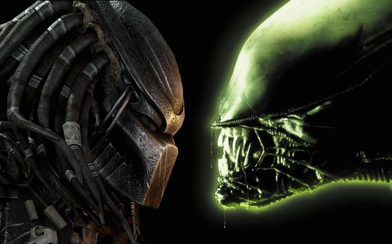 Resultado de imagen de alien y predator