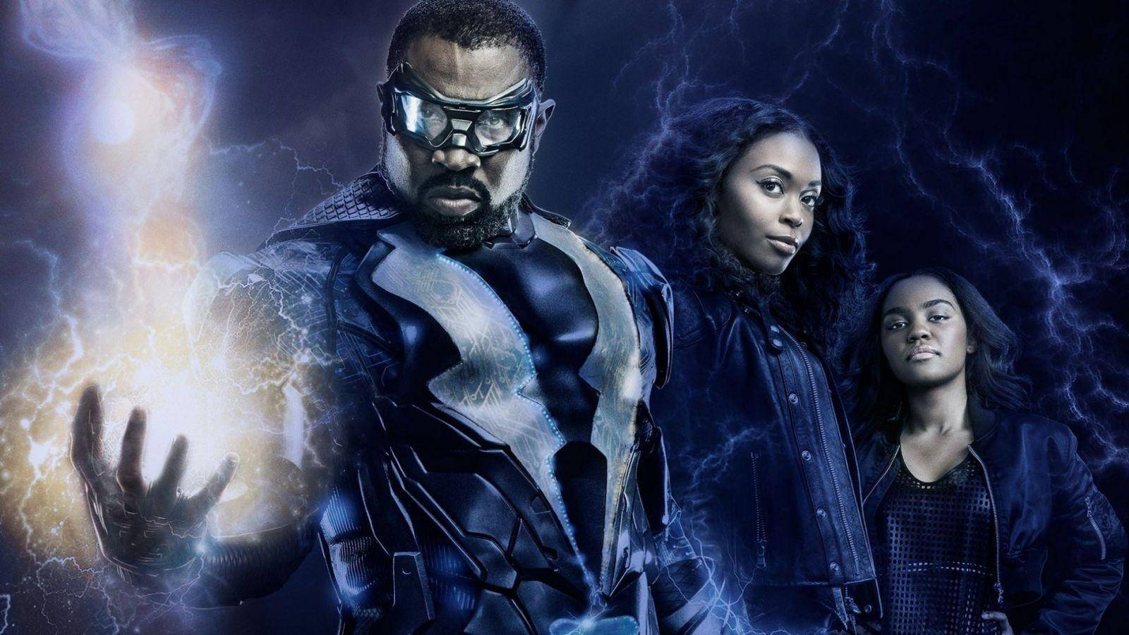 Confirmado: 'Black Lightning' estará en 'Crisis of Infinite Earths'