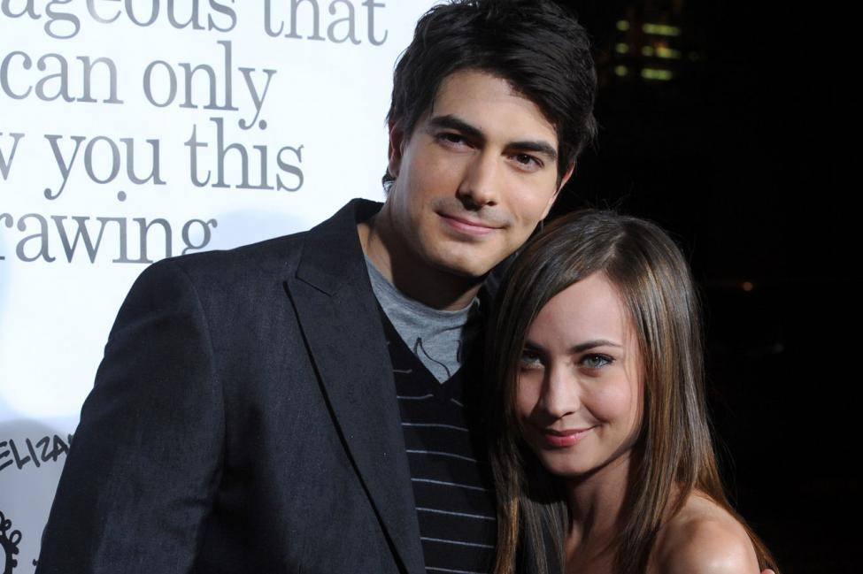 Brandon Routh, Courtney Ford
