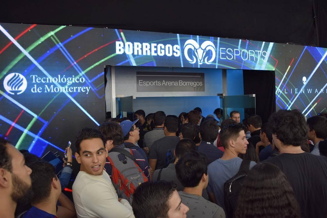 Alienware y el Tec de Monterrey crean la primer arena de Esports en latinoamérica