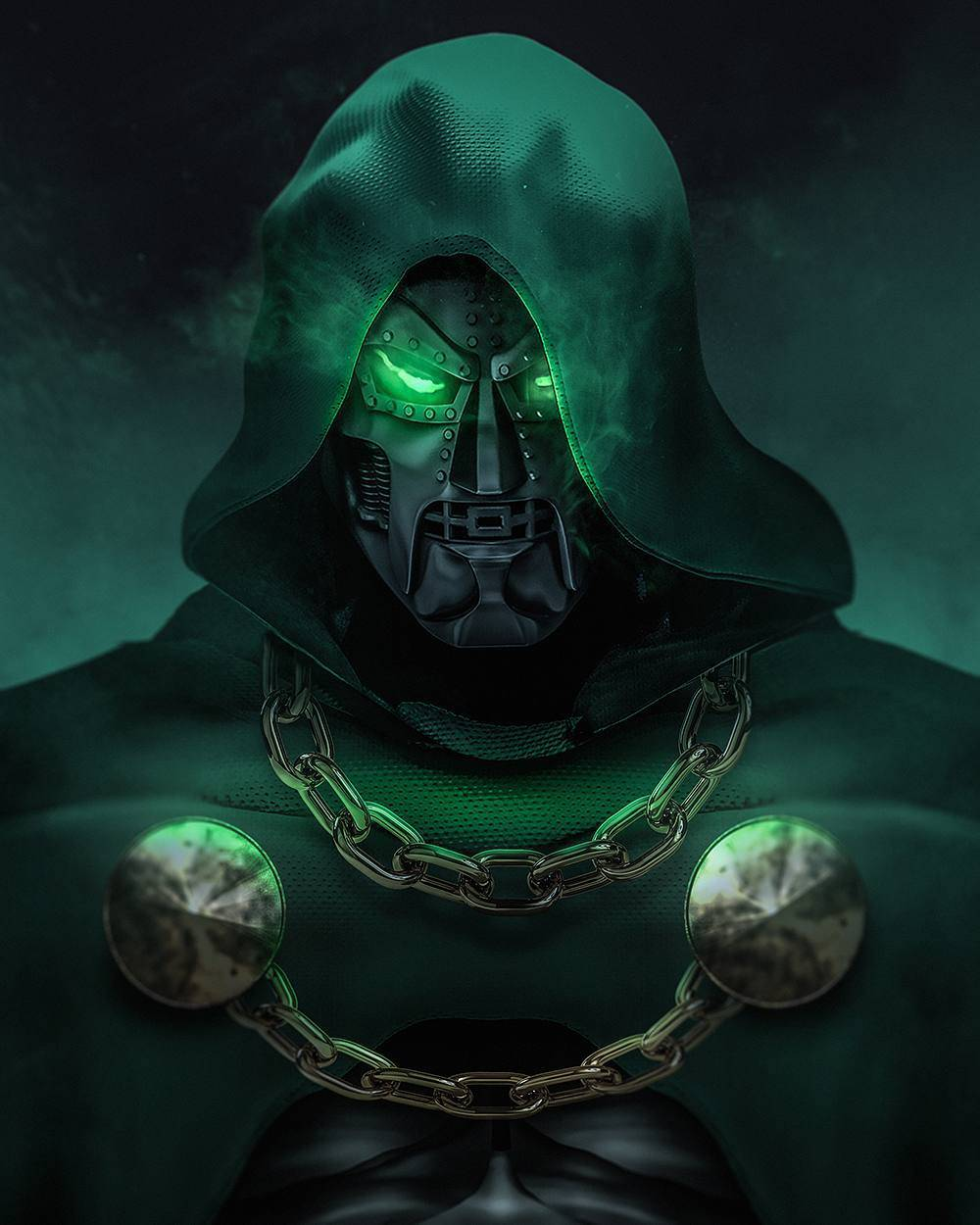 Fan Art de Dr. Doom