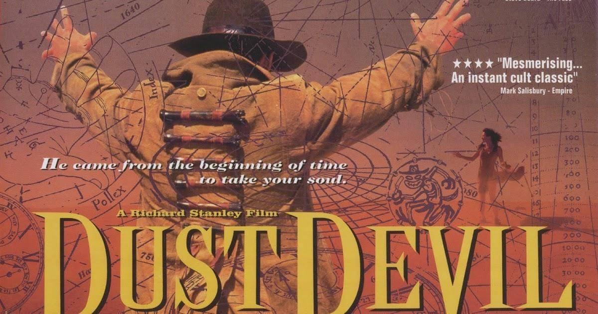 Dust Devil (1992) (películas de terror)