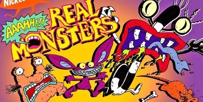 ¡Ahhh! Monstruos reales