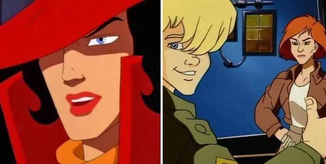 ¿Dónde demonios está Carmen Sandiego?