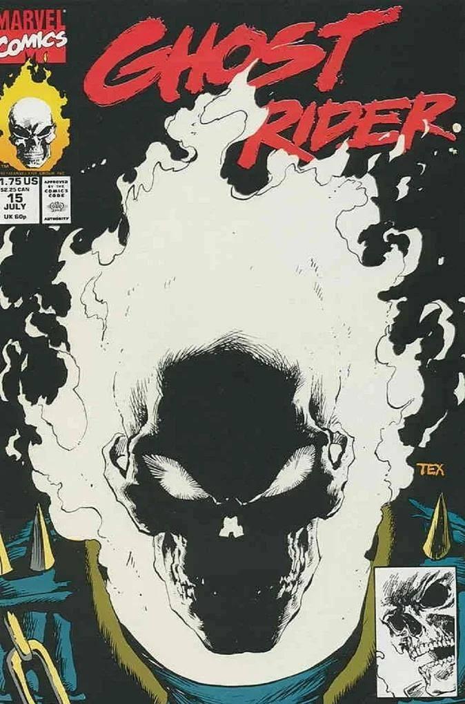 Ghost Rider Vol 3 #15 de 1991 #MESDELOS90