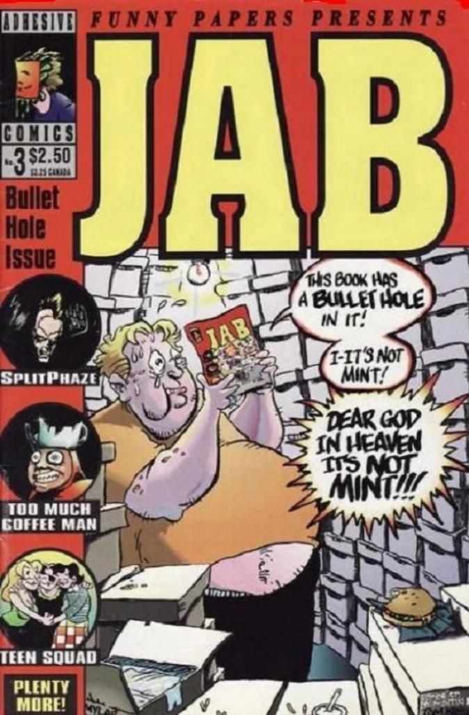 JAB #3 de 1993