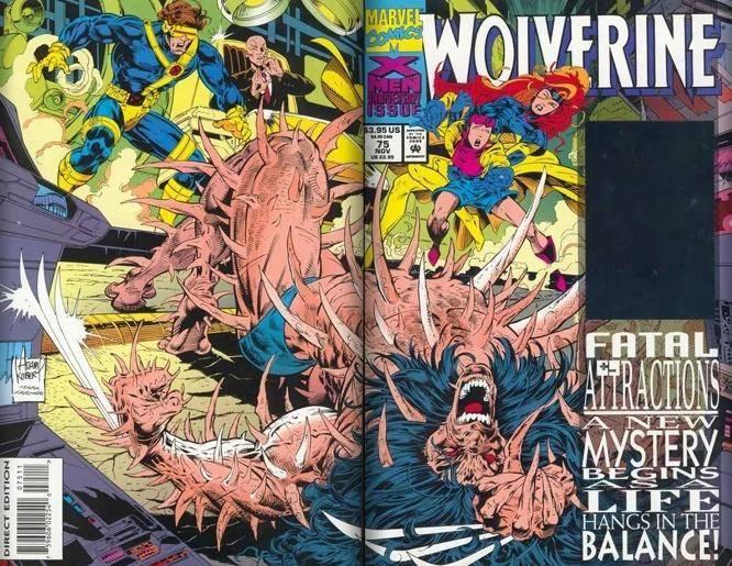 Wolverine Vol. 2 #75 #MESDELOS90