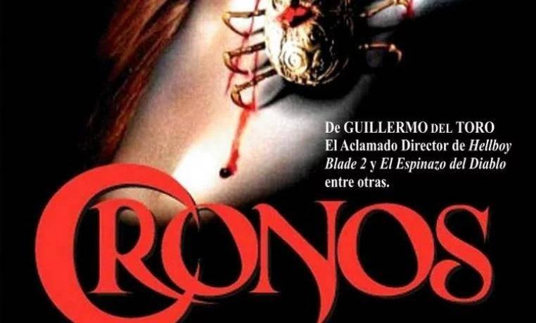 Cronos (1993) (películas de terror)