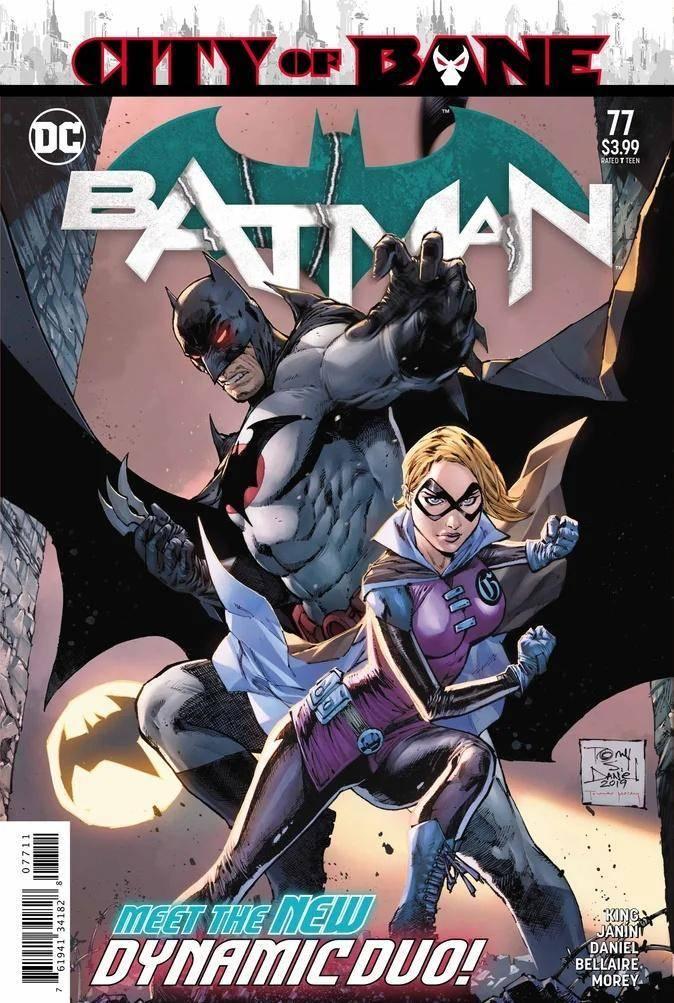 Batman #77 Reseña