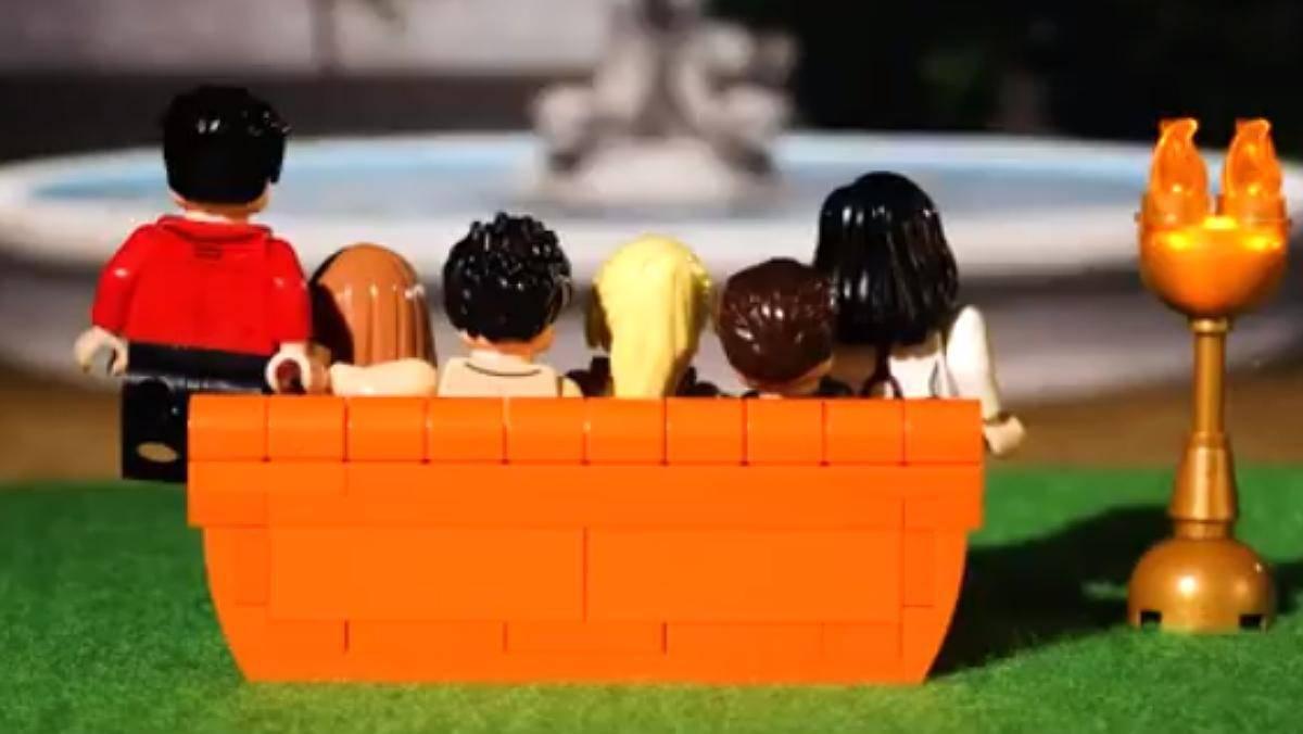 LEGO lanzará una colección especial de Friends