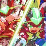 Mega Man Zero ZX