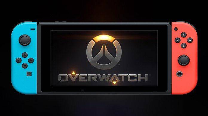 Overwatch, Nintendo Switch