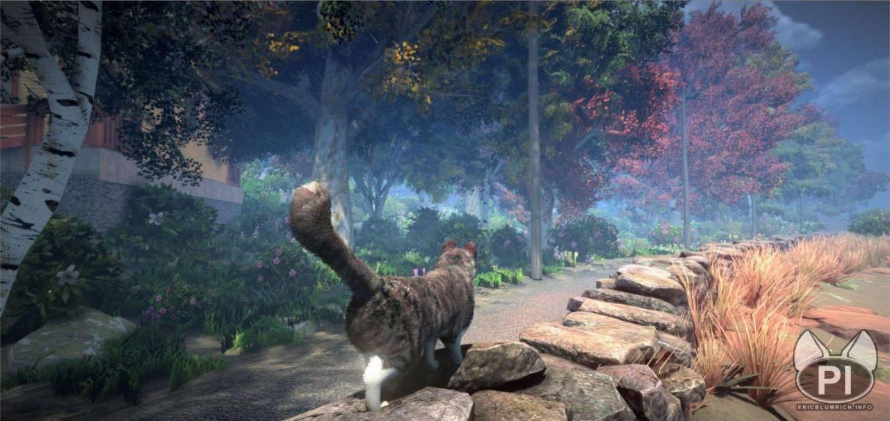 Greetings from Peace Island, el juego para los amantes de los gatos