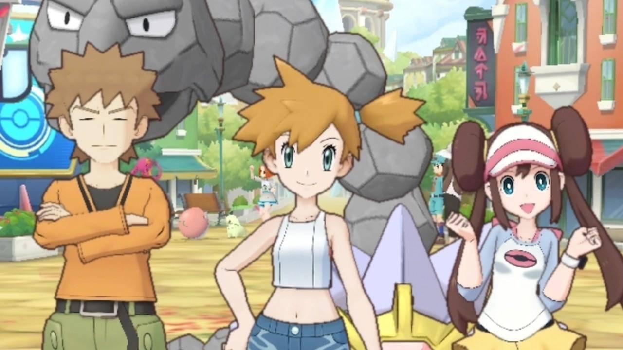 Pokémon Masters tendrá nuevo contenido cada mes