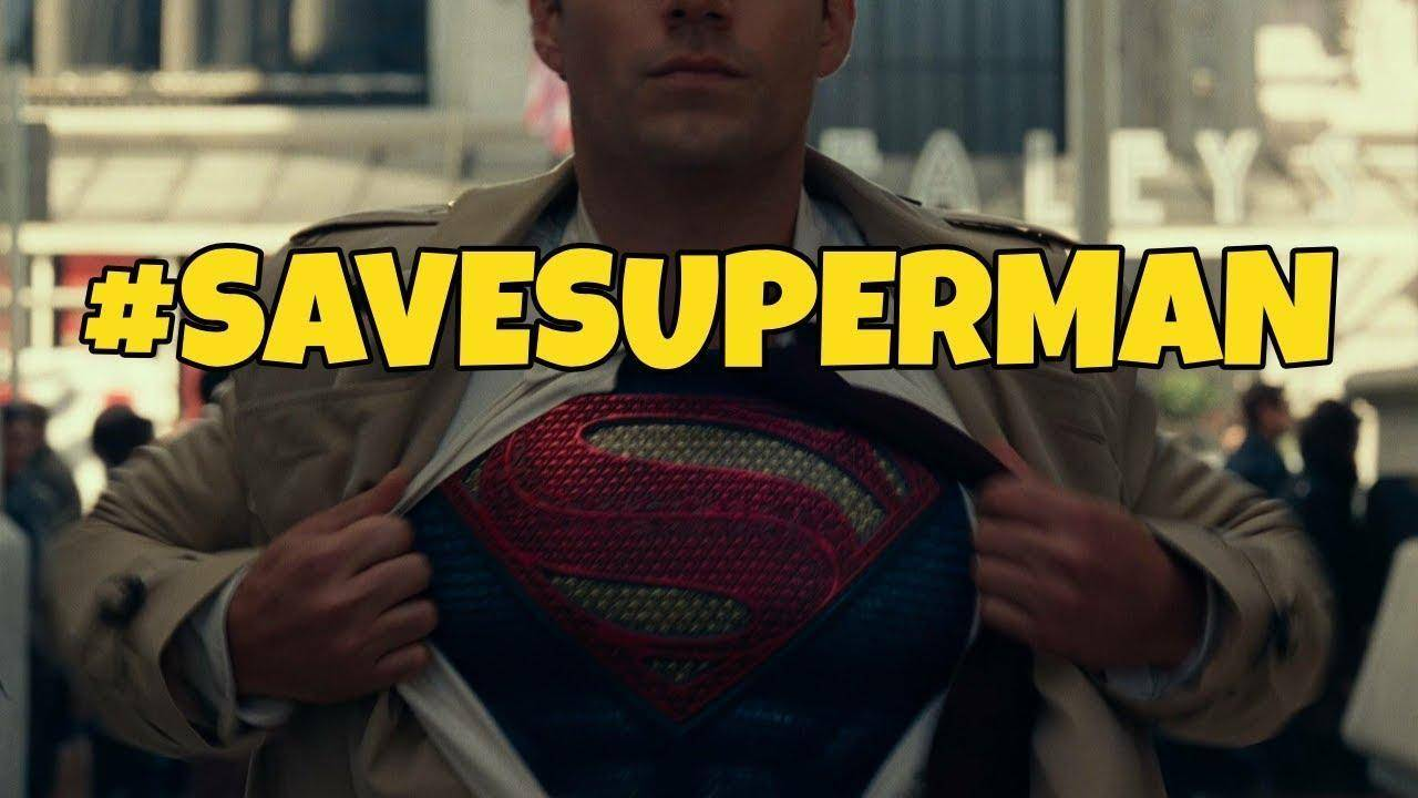 #SaveSuperman