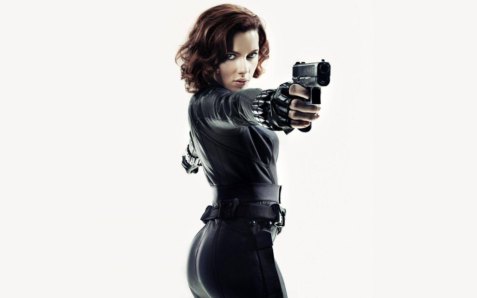 Scarlett Johansson, Black Widow