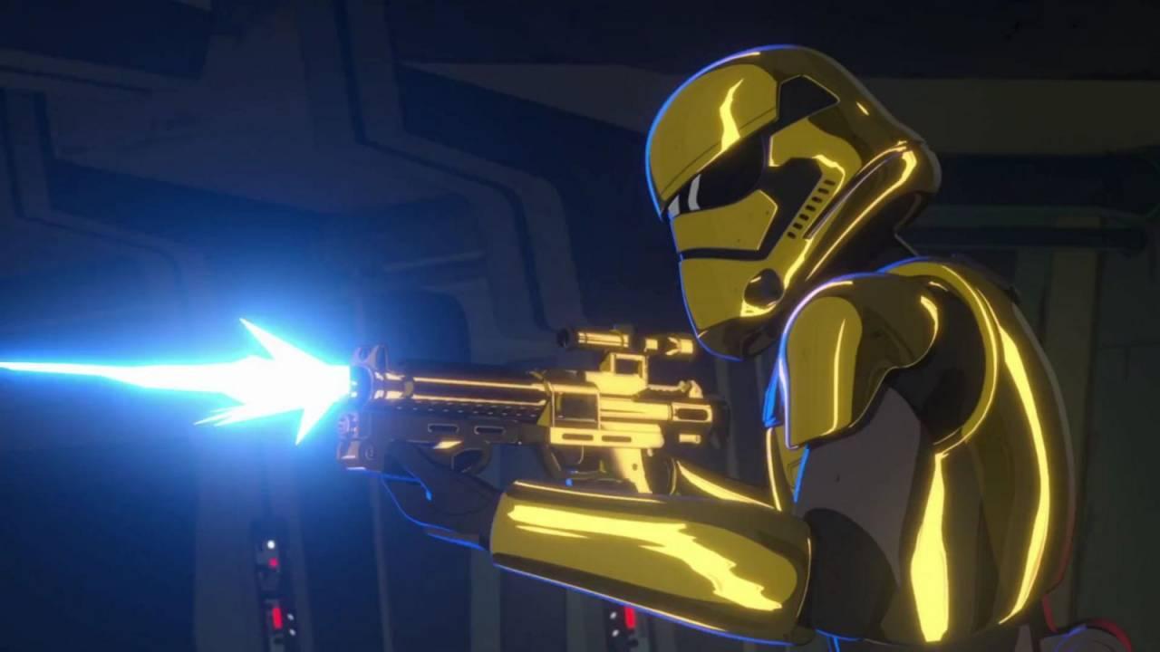Star Wars Resistance presenta avance de su temporada final