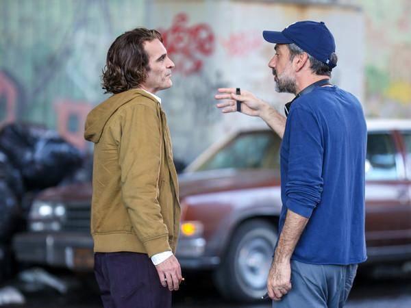 Joker, Todd Phillips, Joaquin Phoenix