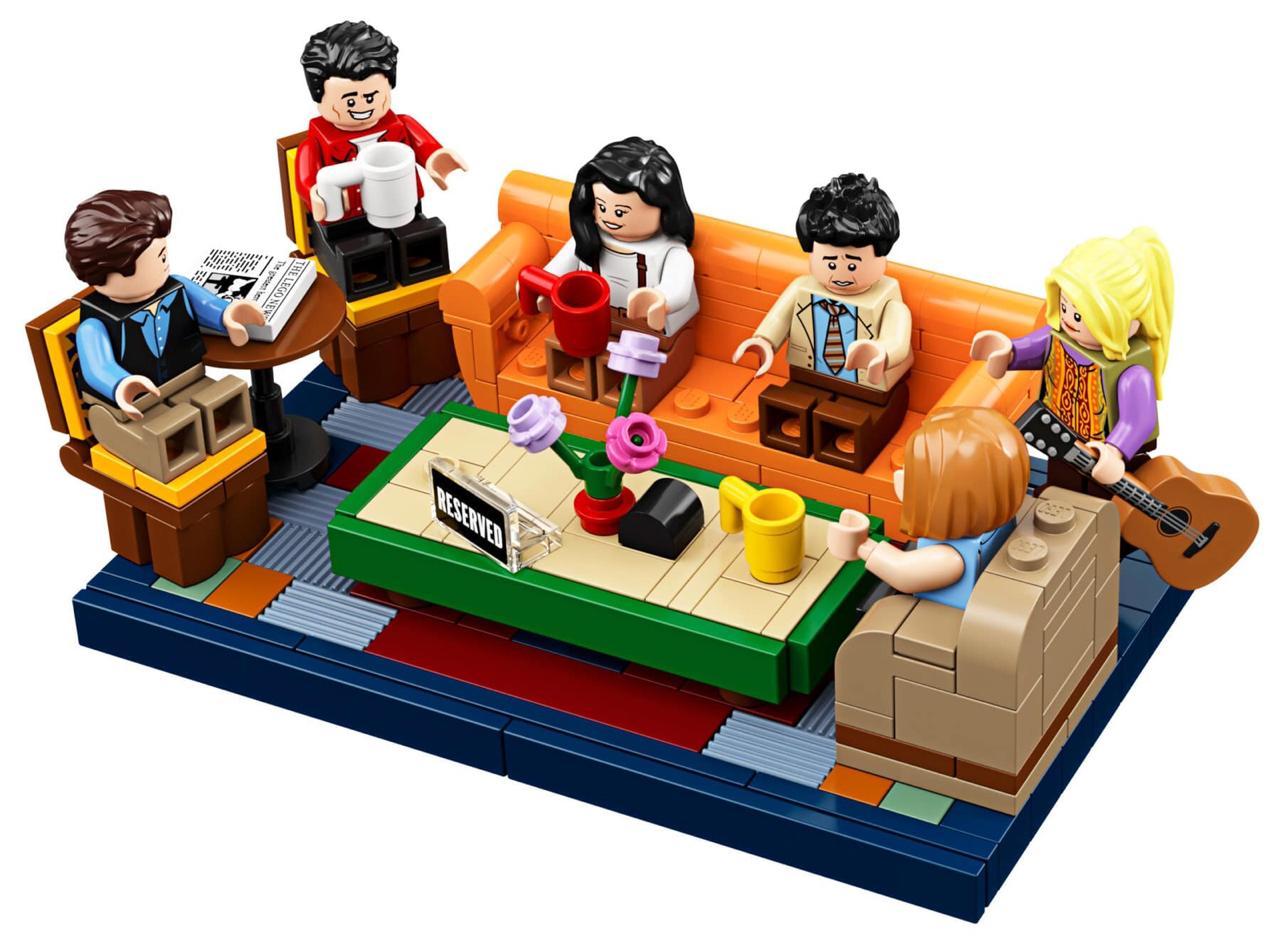 Estos son los sets de LEGO y Friends