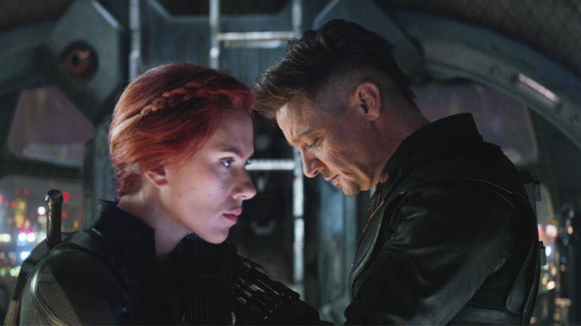 Muerte Iron Man y Black Widow