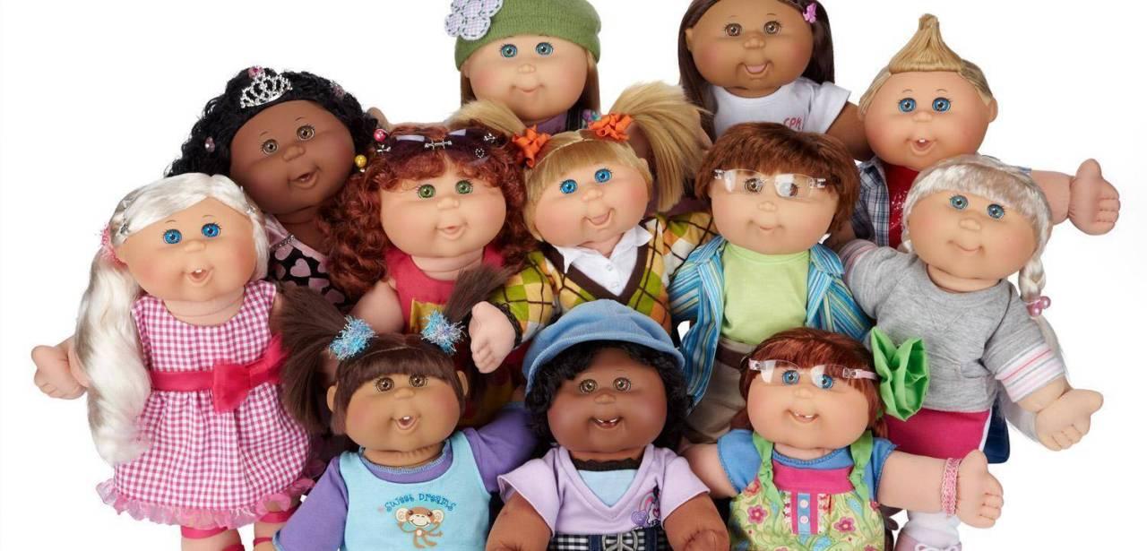 Cabbage Patch Kids (juguetes de los 90)