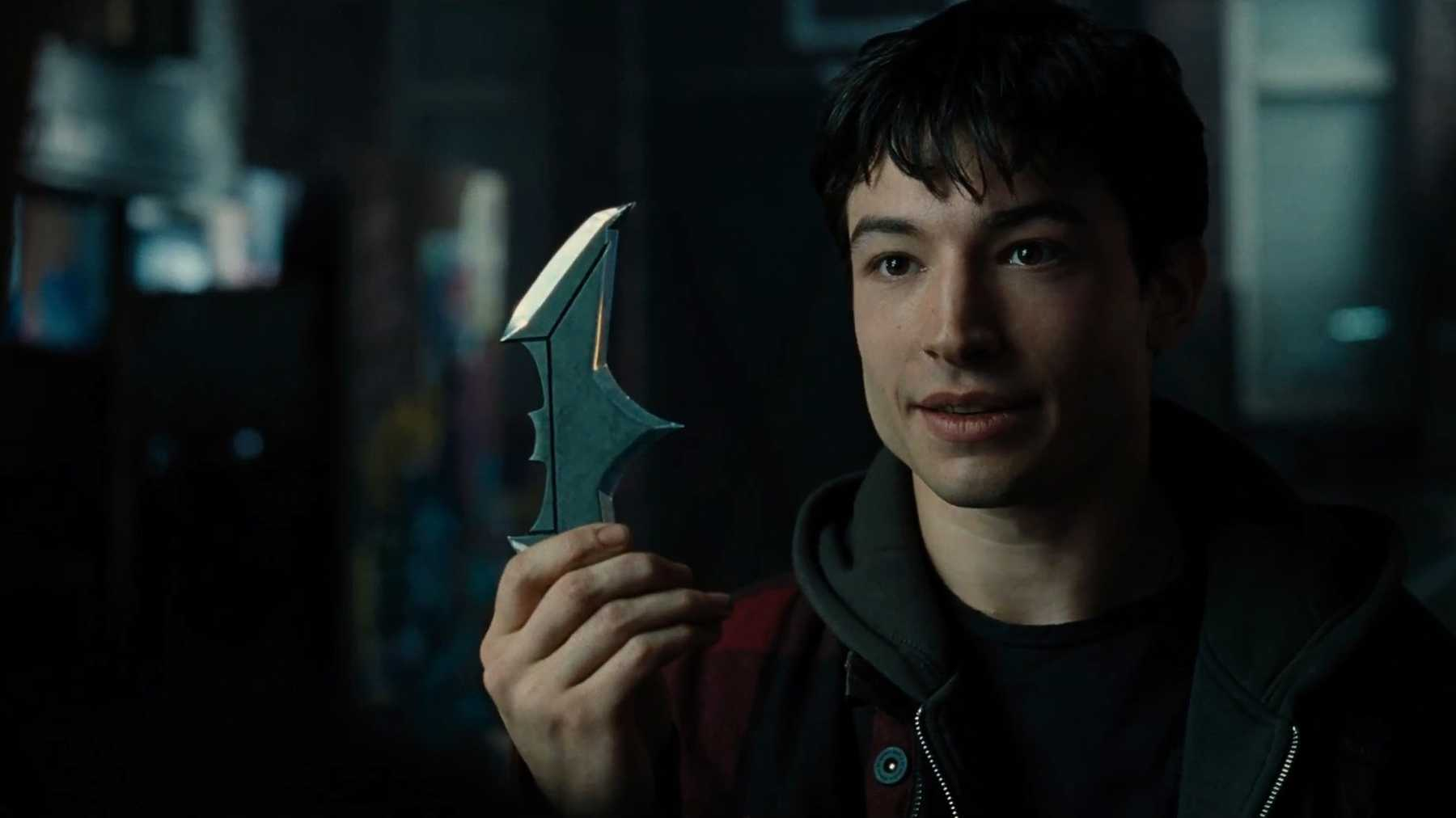 Ezra Miller, The Flash