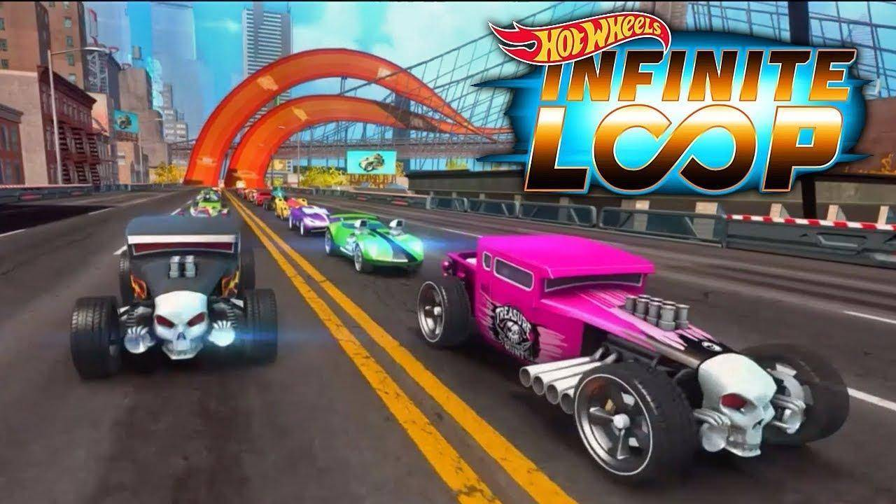 Mattel ha lanzado Hot Wheels: Infinite Loop