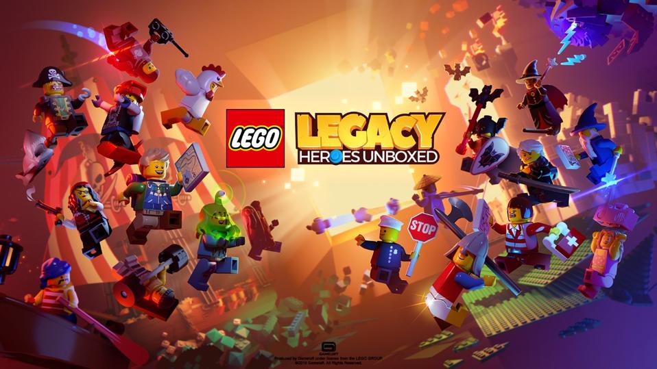 ¡El Pre Registro de LEGO Legacy: Heroes Unboxed YA ESTA DISPONIBLE!