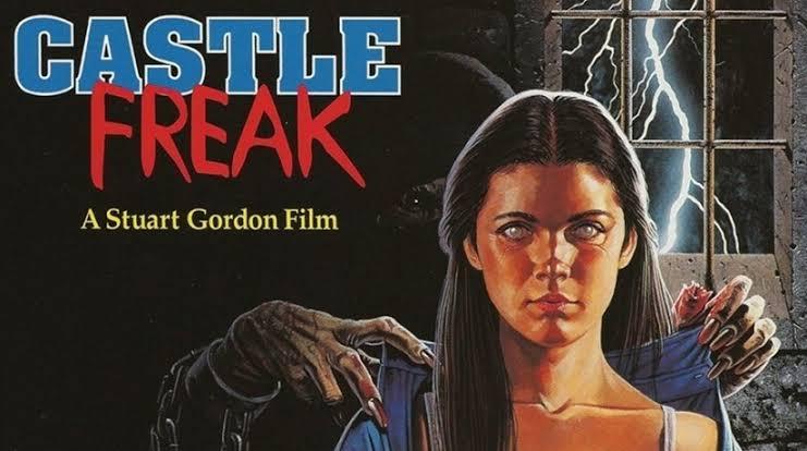 Castle Freak (1995) (películas de terror)