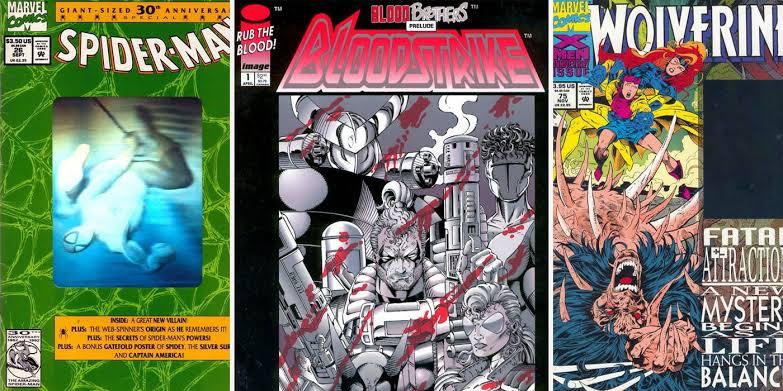 #MESDELOS90: Las 20 portadas mas extrañas Parte 1