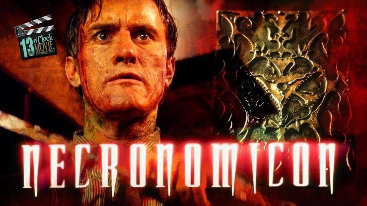 Necronomicon: Libro de los muertos (1993) (películas de terror)