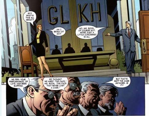She-Hulk trabaja para grandes leyendas de los cómics