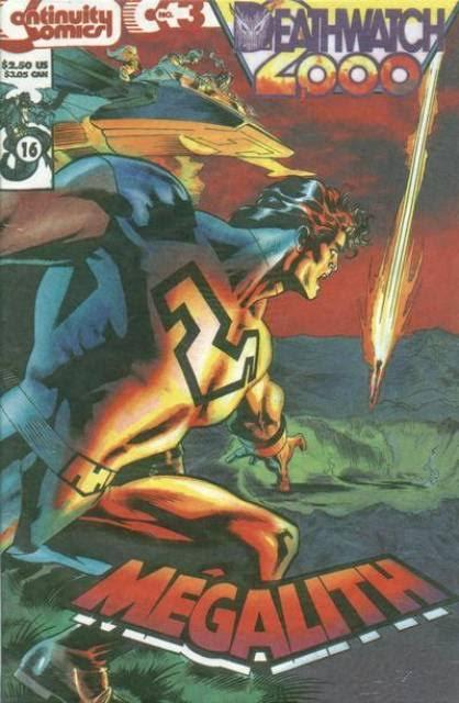 Megalith # 3 de 1993