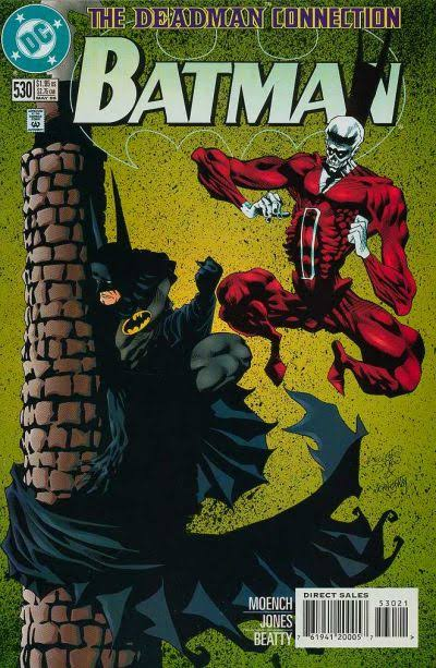 Batman #530 de 1996 #MESDELOS90