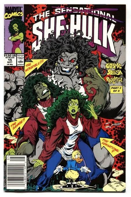 Grey She-Hulk