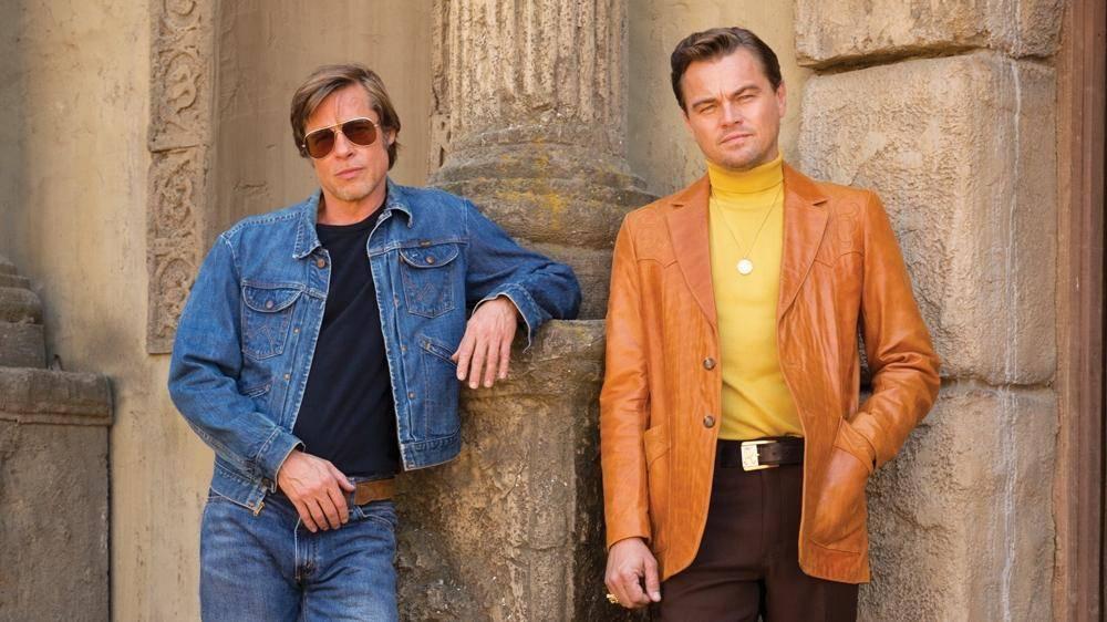 Leonardo DiCaprio y Brad Pitt los protagonistas de la nueva película de Tarantino