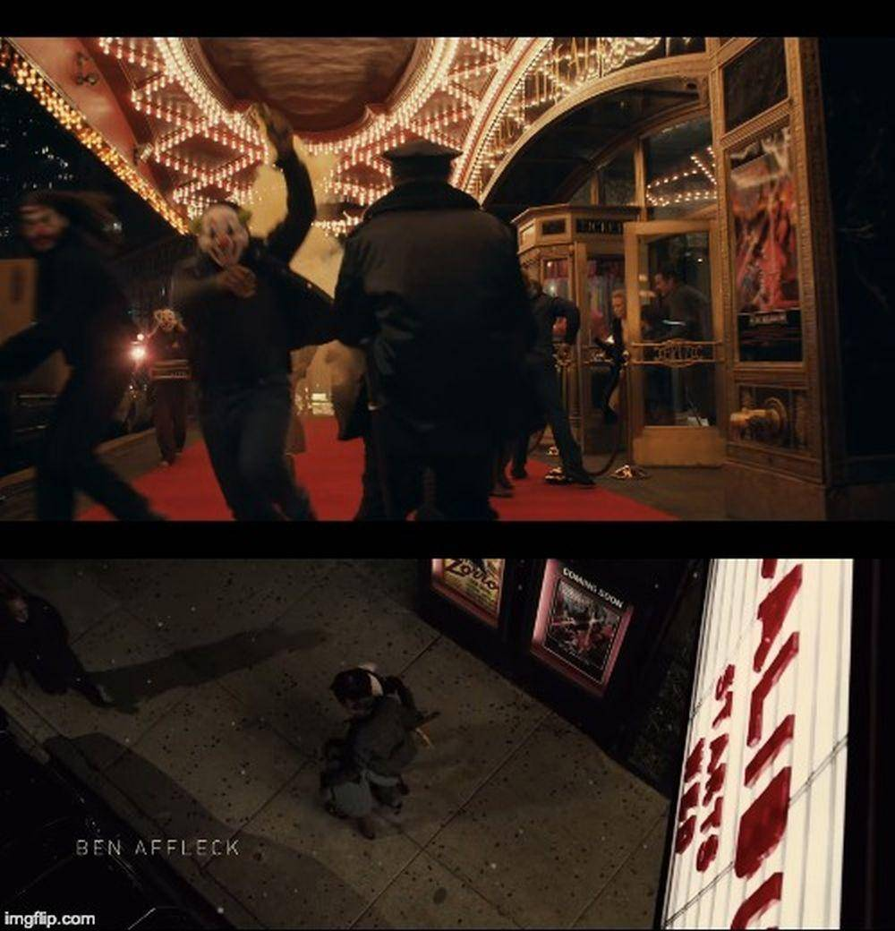 The Joker Batman v Superman