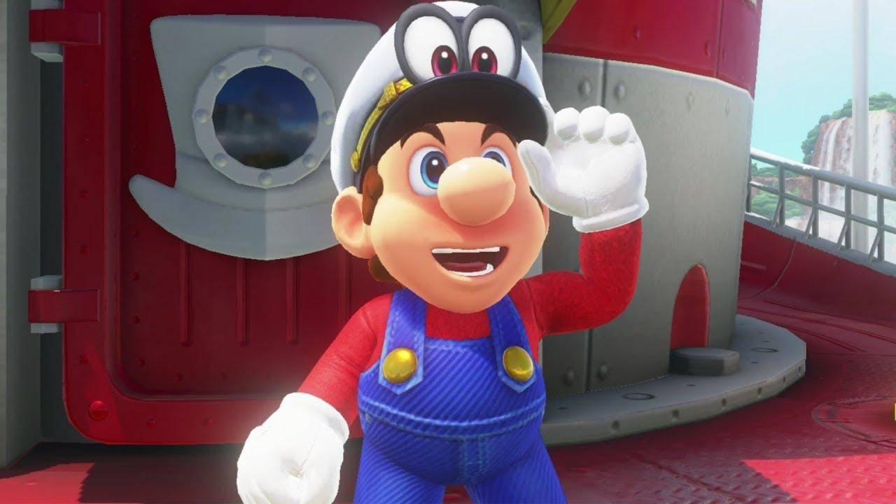 Mario y cappy