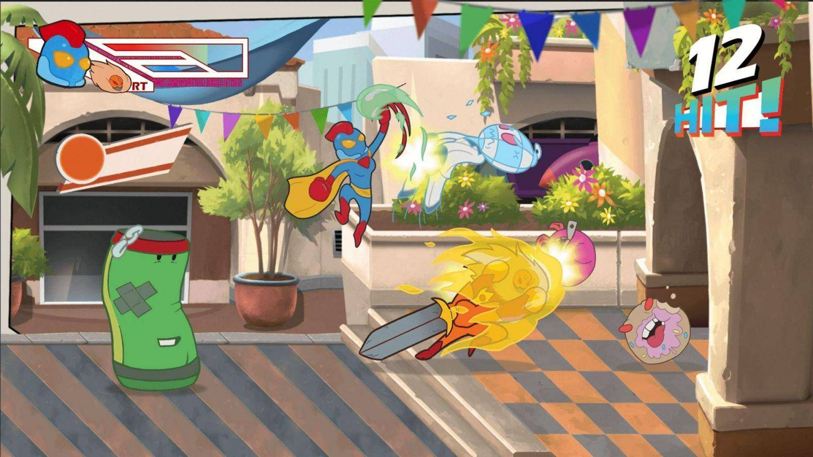 Pass the punch rompera la Switch, XBO, PS4 y PC