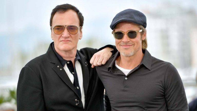 Tarantino y Brad Pitt vendrán a la Ciudad de México