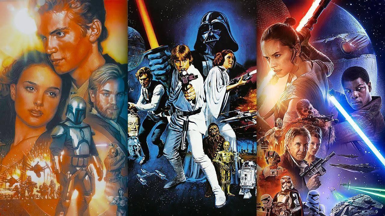 Rumor: Disney relanzará la saga completa de Star Wars en 4K