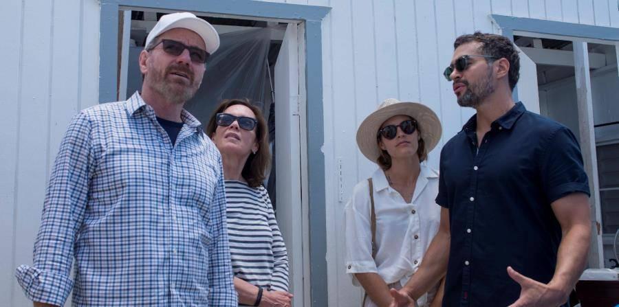 Bryan Cranston ayuda a damnificados en Puerto Rico